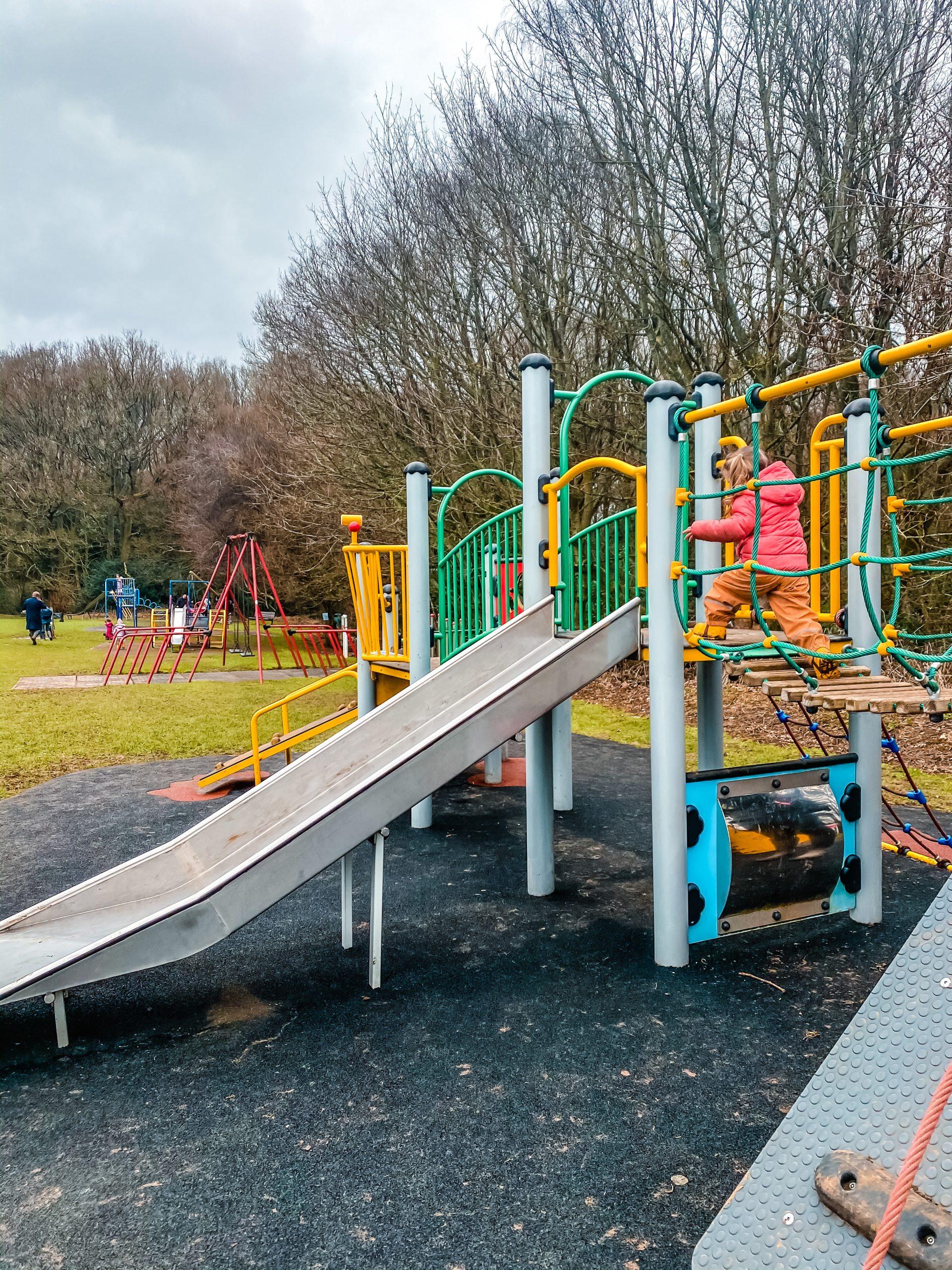 Hyde Heath playground